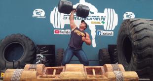 Strongman Brasil e a Rotina de seus Competidores
